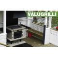 Гриль угольный Valugrilli CLASSIC Pavilion