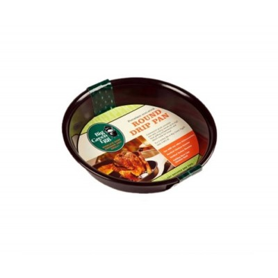 Поддон для жира Big Green Egg Drip Pan Round