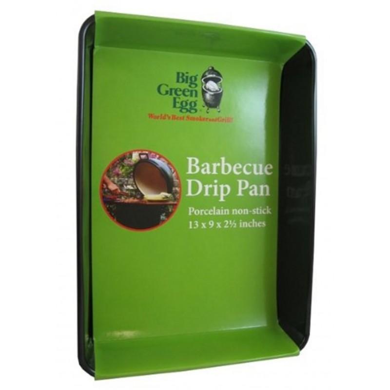 Подставка под жир Big Green Egg Drip Pan (13*9 дюймов)