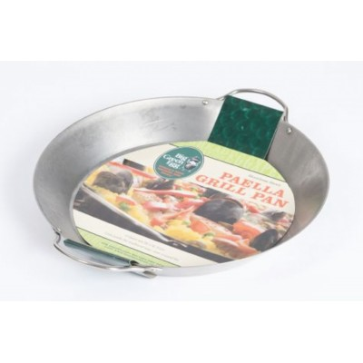 Сковорода стальная Big Green Egg Paella Grill Pan (L, XL)
