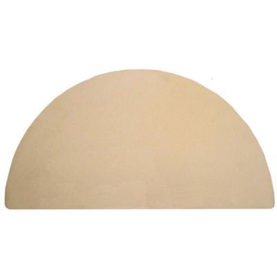 Половинка керамического круга Big Green Egg Half Moon Baking Stone (Large Egg)