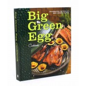 Книга рецептов Big Green Egg The Big Green Egg Cookbook на английском языке