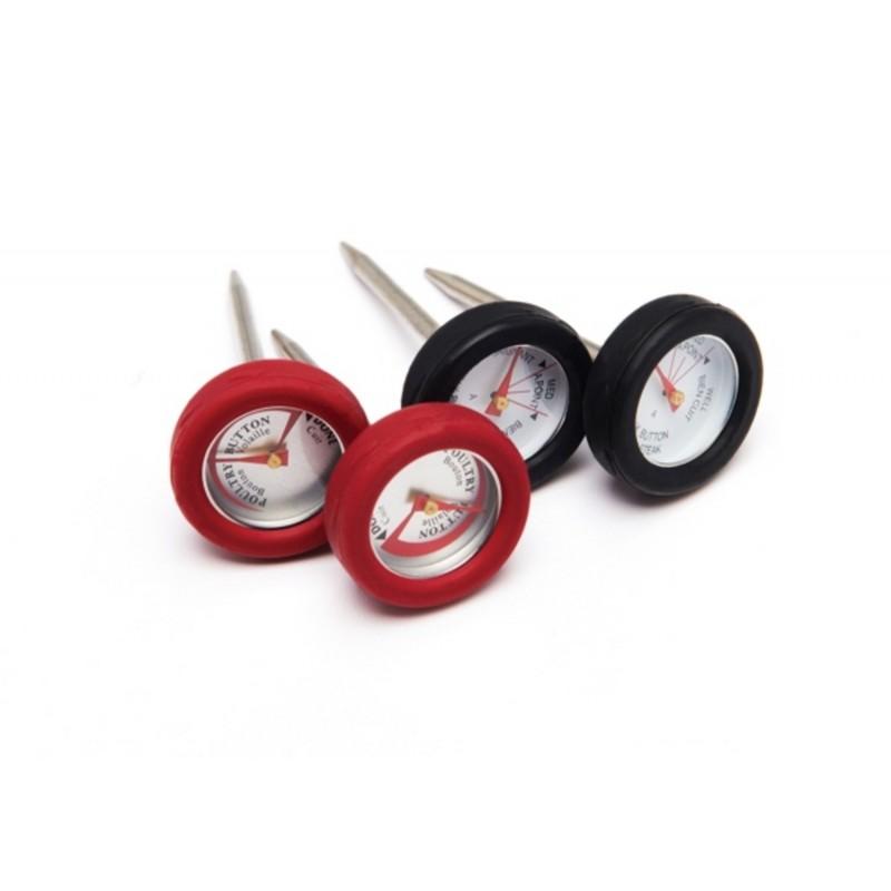 Набор термометров Broil King с силиконовым ободом