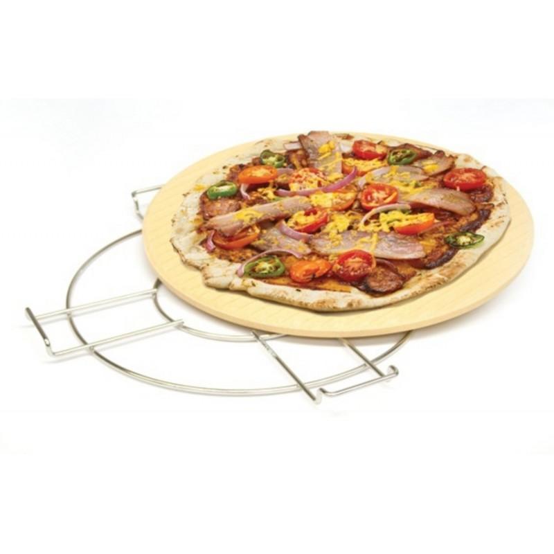 Керамический круг с подставкой Broil King Для пиццы и тортильи