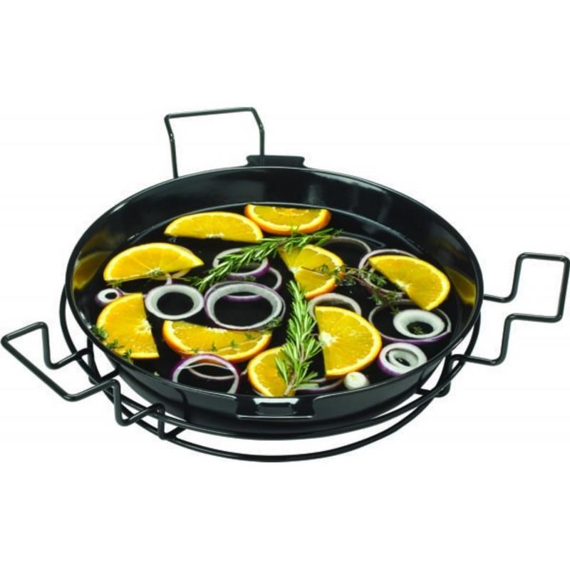 Отсекатель жара со сковородкой Broil King Для перевода гриля в режим печи