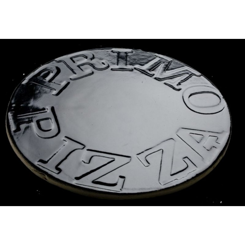 Камень с глазированным покрытием для пиццы Primo для Primo Oval XL / Kamado