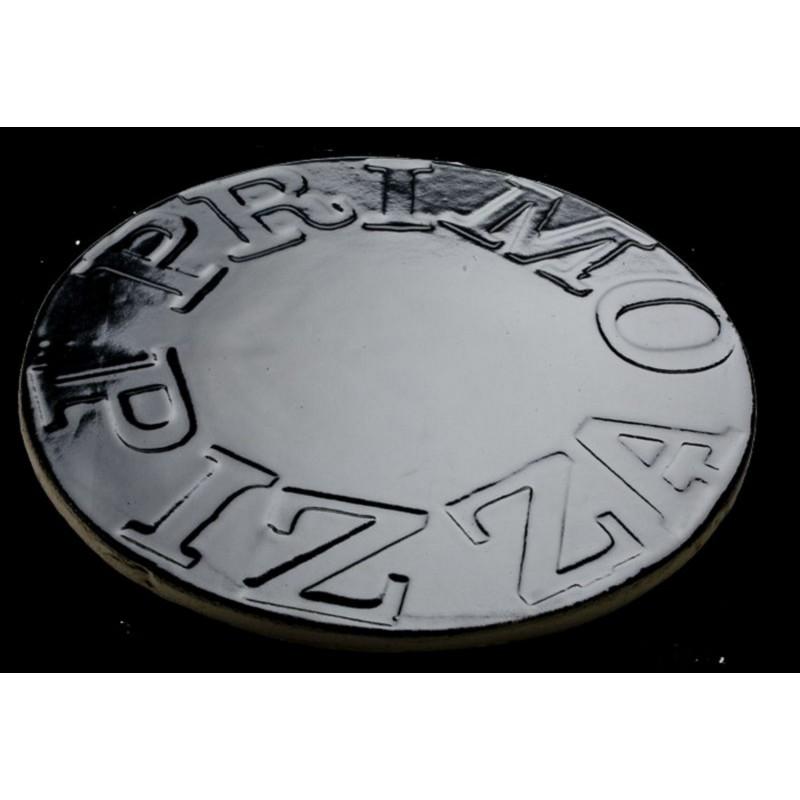 Камень с глазированным покрытием для пиццы Primo для Primo Oval Junior (33 см)