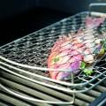Подставка для запекания рыбы большая Weber Large Stainless Steel Fish Basket