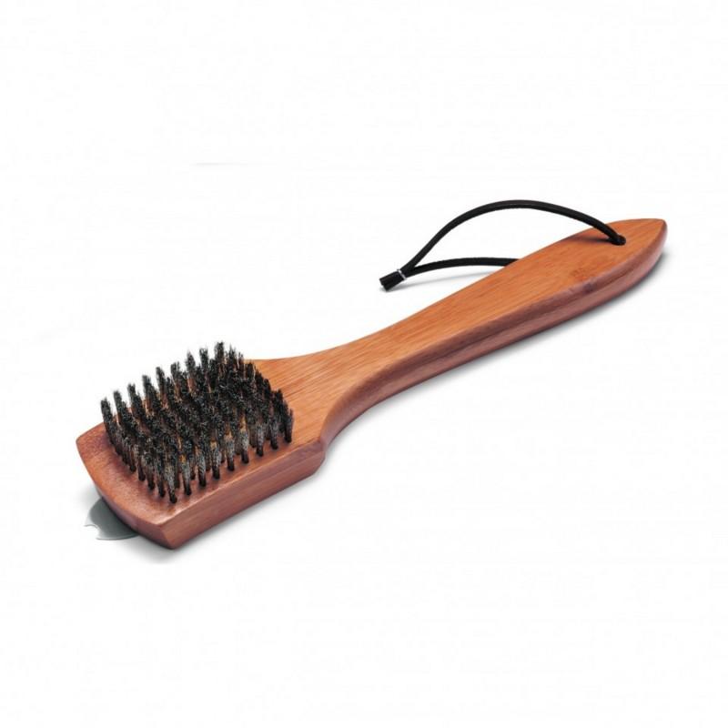 Щетка для очистки решетки Weber Grill Brush and Scraper (30 см)