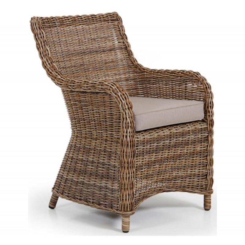 Кресло плетеное Brafab CATHERINE