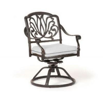 Кресло вращающееся с подлокотниками Вишневый садъ Классик