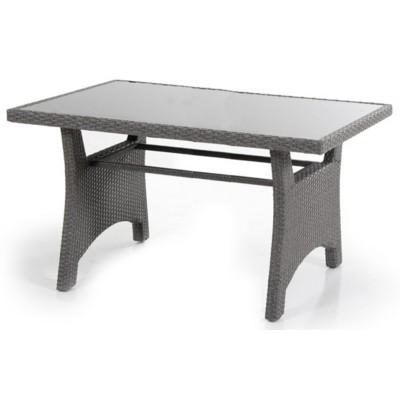 Стол плетеный Brafab CALLAS 145 Цвет: серый