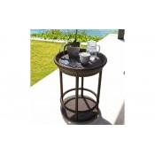 Стол сервировочный без стекла Skyline Design CALLY