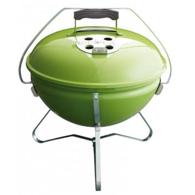 Smokey Joe Premium 37 (салатовый) Угольный гриль