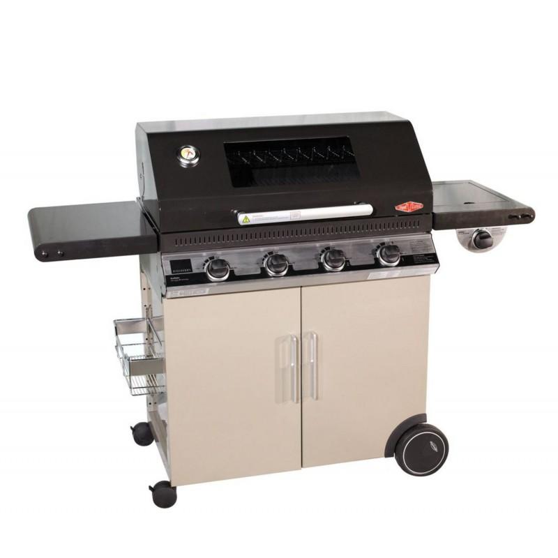 Гриль газовый BeefEater BBQ Discovery 1100e (4 горелки)