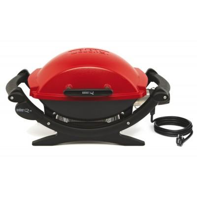 Гриль для стейков электрический Q1400 (Цвет: красный)