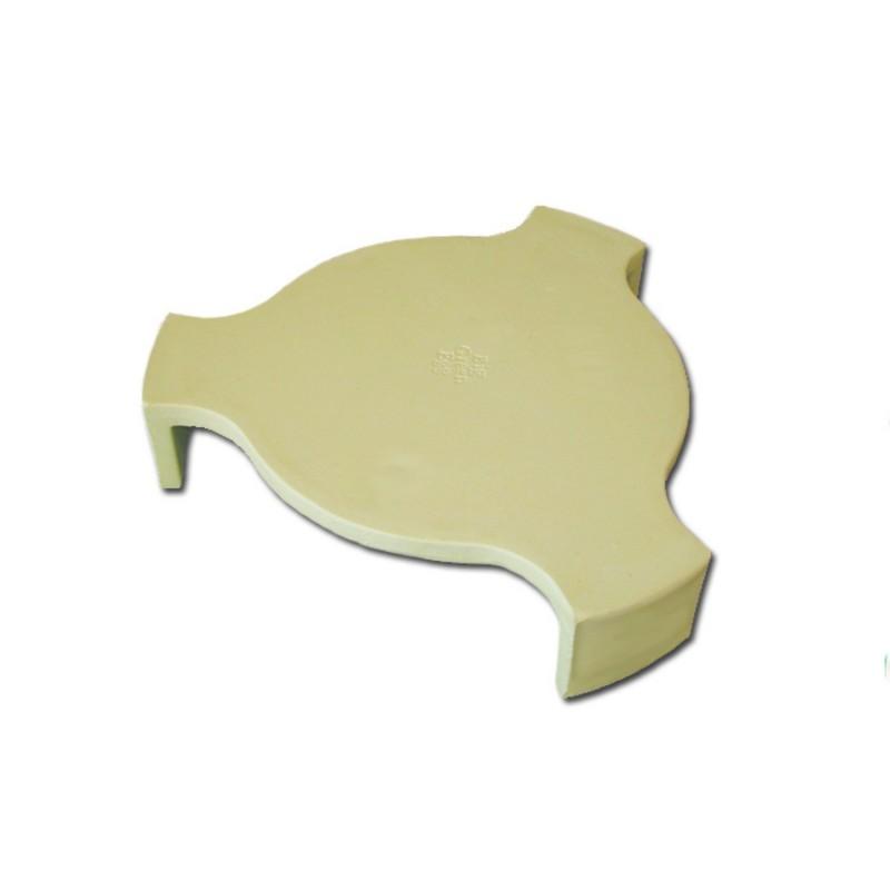 Керамический отсекатель жара Big Green Egg Plate Setter (Small Egg)