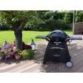 Weber Q 3200 Black Line Гриль газовый на подставке