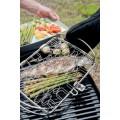 Подставка для запекания рыбы маленькая Weber Small Stainless Steel Fish Basket