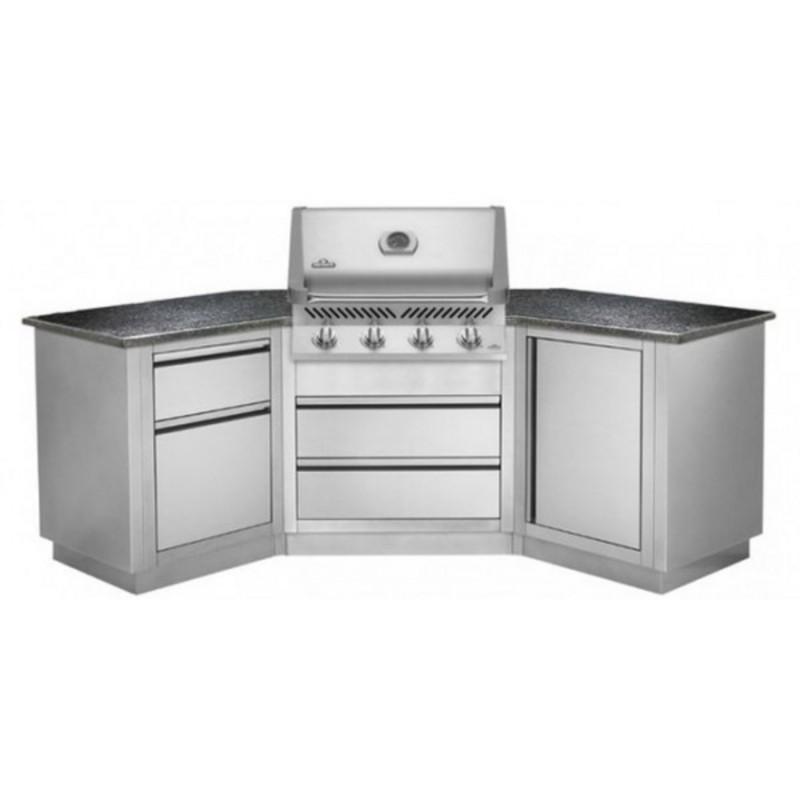 Летняя кухня модульная Napoleon Oasis™-200/BILEX- 605