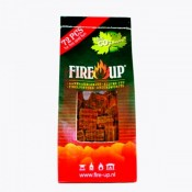 Брикеты для розжига Big Green Egg Fire Up (72 таб.)
