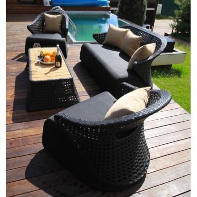 Набор мебели из ротанга лаунж-сет CHAILD
