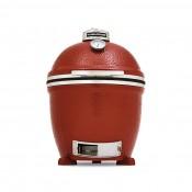 Kamado Joe Classic Joe Red & Bllack Керамический гриль размер L стационарный
