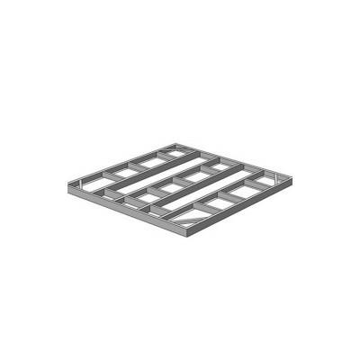 Основание для установки на грунт для модели 8х8