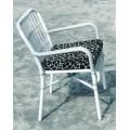 Плетеный стул FOS