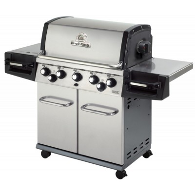 Гриль газовый Broil King REGAL 590 SS Grids