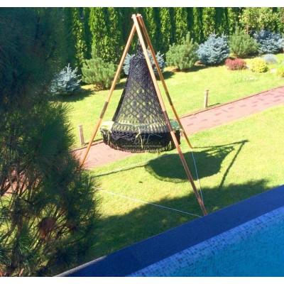 Каркас МАЙЯ (дерево) для подвесных кресел GARTAGENA, ARUBA