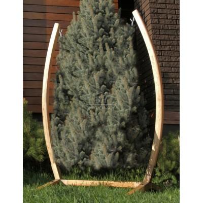 Деревянный каркас ФОРК для подвесного кресла качелей ИНКА