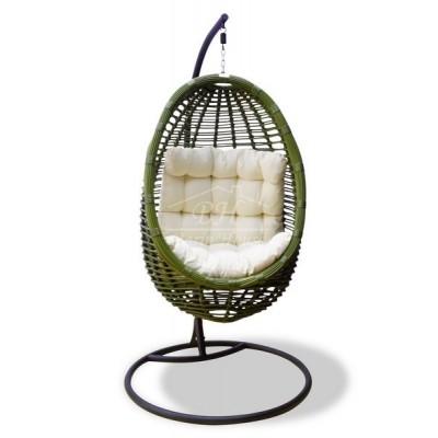 Плетеное подвесное кресло BAMBOO