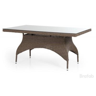 Стол плетеный Brafab NINJA 160
