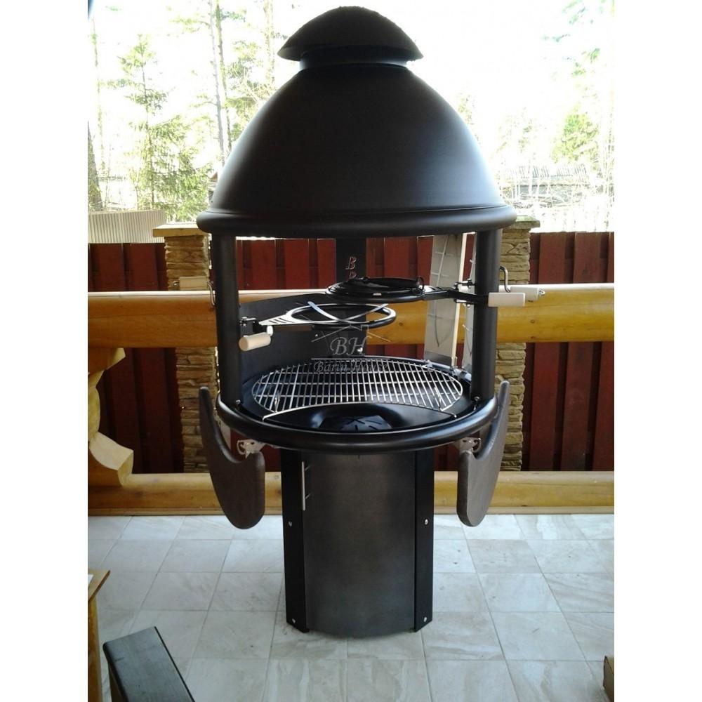 Гриль барбекю kotagrill bbq изготовление барбекю с казаном-конструкция