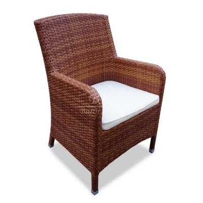 Плетеное кресло MYKONOS обеденное