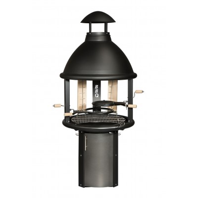 Гриль угольный Tundra Grill BBQ High Black