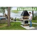 Гриль угольный Valugrilli CLASSIC Garden