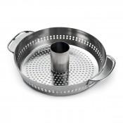 Ростер для курицы без решетки для приготовления Weber Gourmet BBQ System