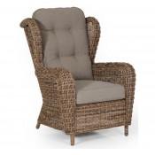Кресло плетеное Brafab CATHERINE relax