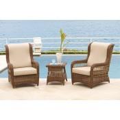 Кресло с подушками Skyline Design EBONY 22001