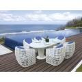 Кресло для стола с подушками Skyline Design DYNASTY 22462