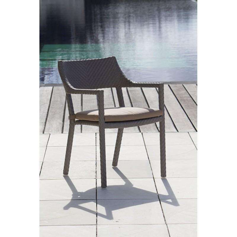 Полу кресло с подушкой Skyline Design PLANK 22694
