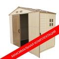 Пластиковый сарай Duramax StoreAll MAX