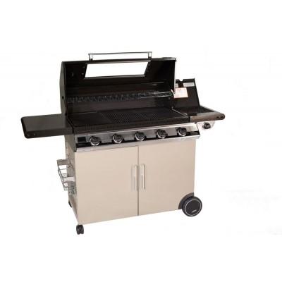 Гриль газовый BeefEater BBQ Discovery 1100e (5 горелок)