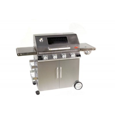 Гриль газовый BeefEater BBQ Discovery 1100s (4 горелки)
