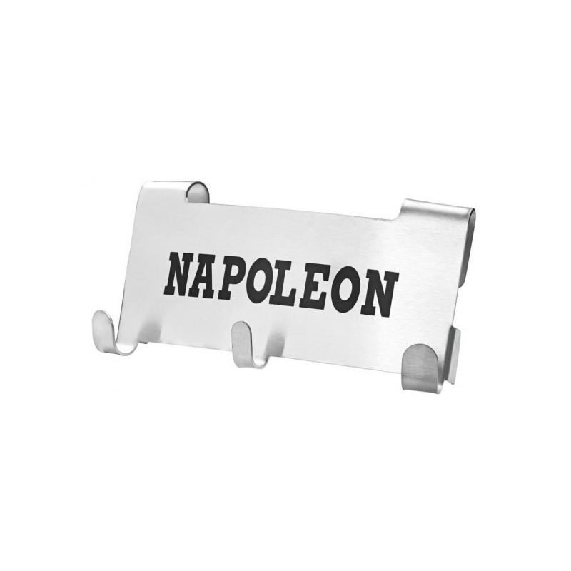 Держатель кухонных принадлежностей Napoleon (3 крюка, нержавеющая сталь)