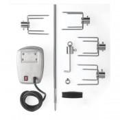 Вертел с 4-мя зажимами и электромотором для газовых грилей Napoleon®-665/825