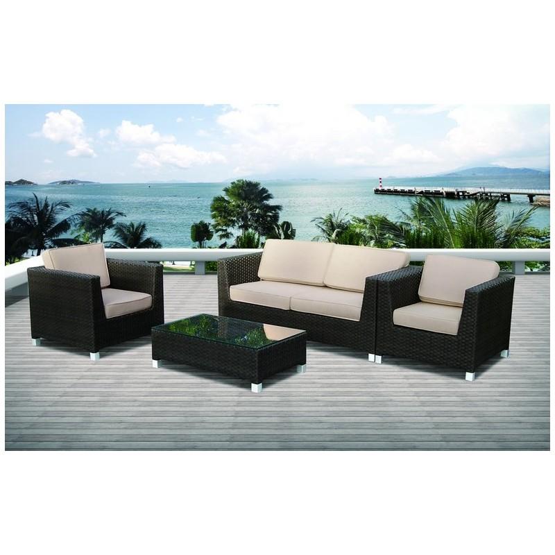 Диванная группа MALAGA: диван и кресла