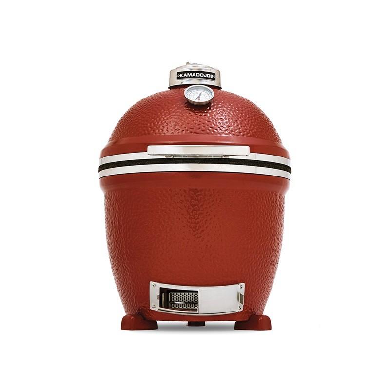 Kamado Joe Big Joe Red Керамический гриль размер XL стационарный